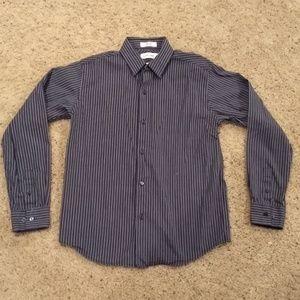 Calvin Klein boys dress shirt size 14